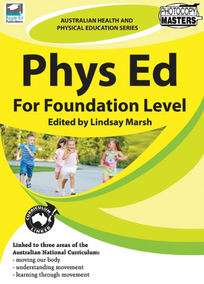 AHPES Phys Ed For Foundation Level