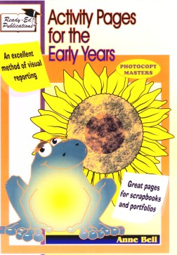 Activity Pages for the Early Years