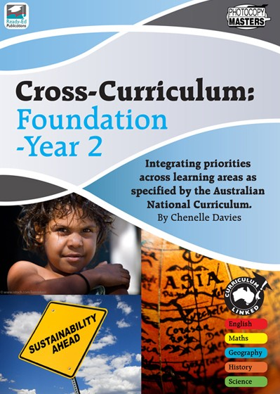 Cross-Curriculum: Foundation - Year 2