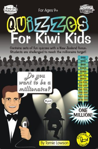 Quizzes for Kiwi Kids
