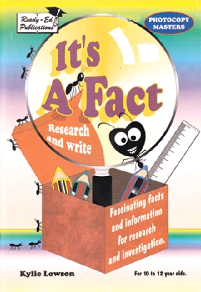 Research and Write: It's a Fact