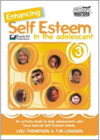 Self Esteem Book 3: Enhancing Self Esteem in the Adolescent