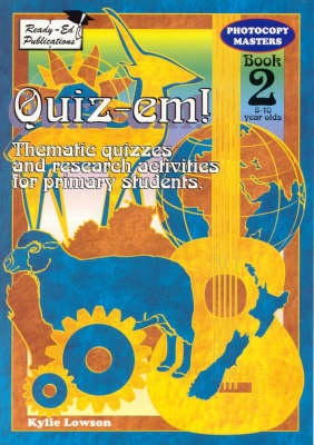 Quiz-Em Book 2