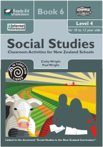 Social Studies for New Zealand Schools: Book 6