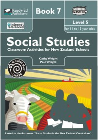 Social Studies for New Zealand Schools: Book 7
