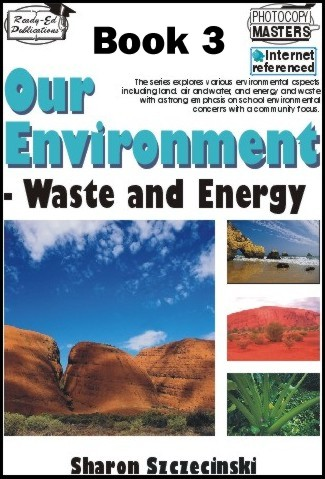 Our Environment: Book 3 Waste and Energy