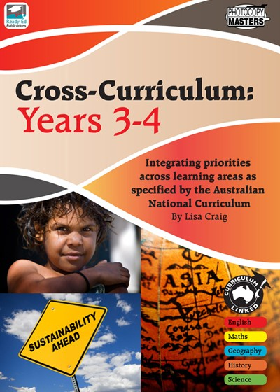 Cross Curriculum Year 3-4
