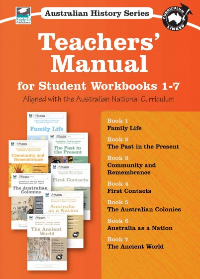 Australian History Series: Teachers' Manual