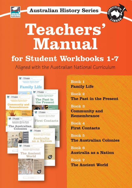 Australian History Series: Teachers' Manual
