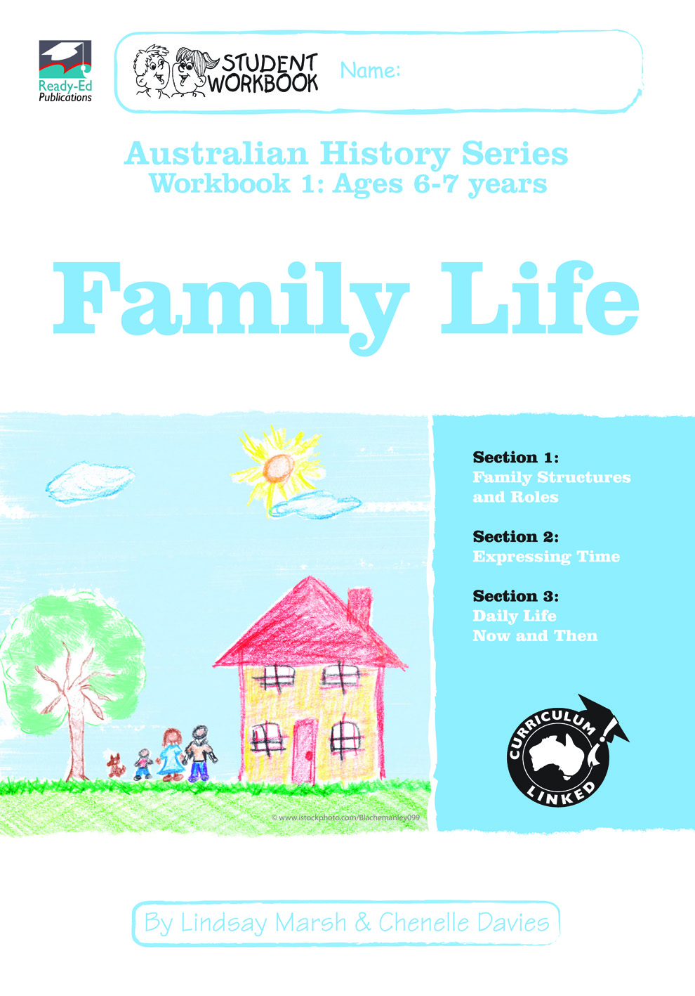 Australian History Series Workbook 1: Family Life | Ready-Ed ...
