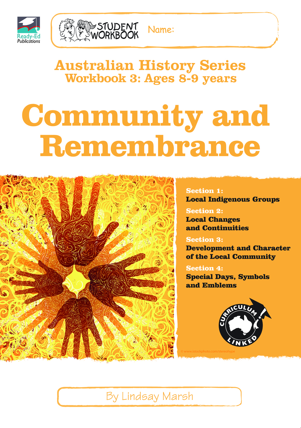 AHS WorkBook 3 Community and Remembrance