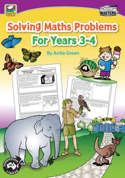 Solving Maths Problems for Years 3-4