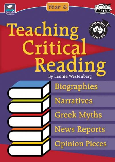 Teaching Critical Reading