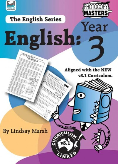The English Series: Year 3