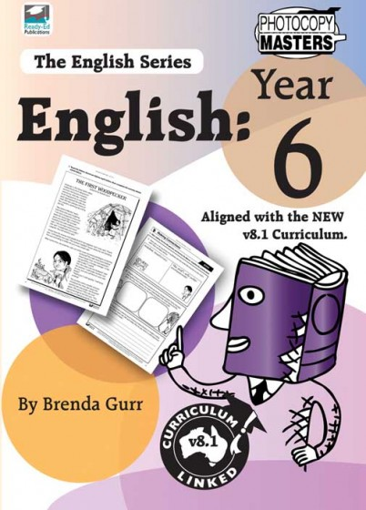 The English Series: Year 6