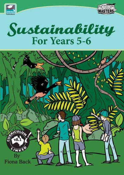 Sustainability For Years 5-6
