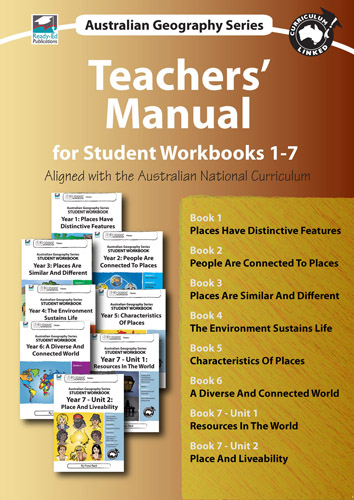 AGS Teachers Manual Workbooks 1-7 cov