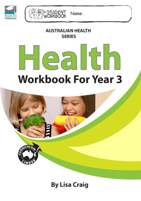 Health Student Workbook Year 3
