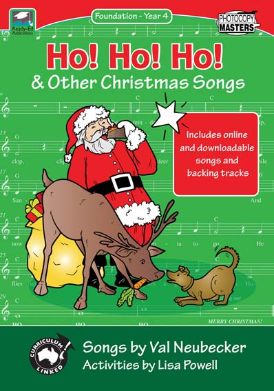 Ho! Ho! Ho! & Other Christmas Songs