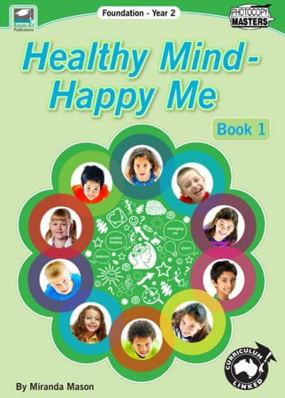 Healthy Mind - Happy Me Book 1