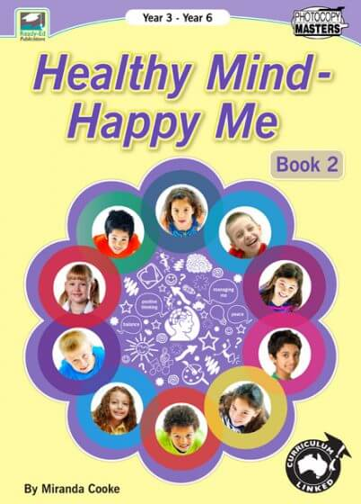 Healthy Mind - Happy Me Book 2