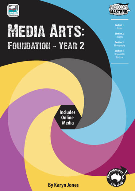 Media Arts: Foundation - Year 2