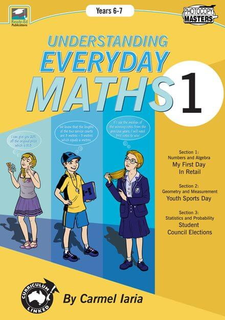 Understanding Everyday Maths Book 1
