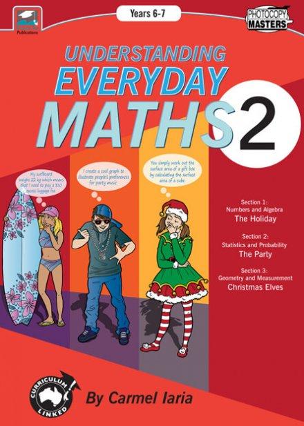 Understanding Everyday Maths Book 2
