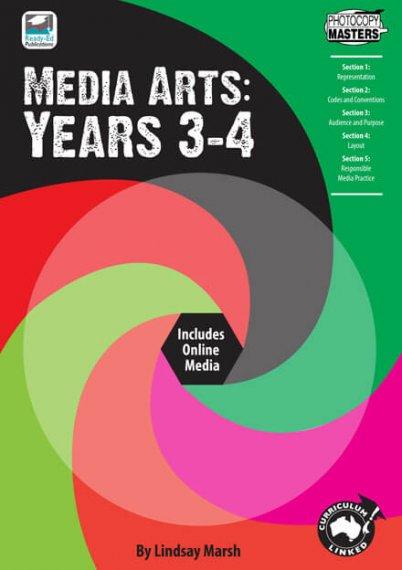 Media Arts: Years 3-4
