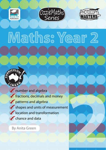 OzzieMaths Series - Maths: Year 2