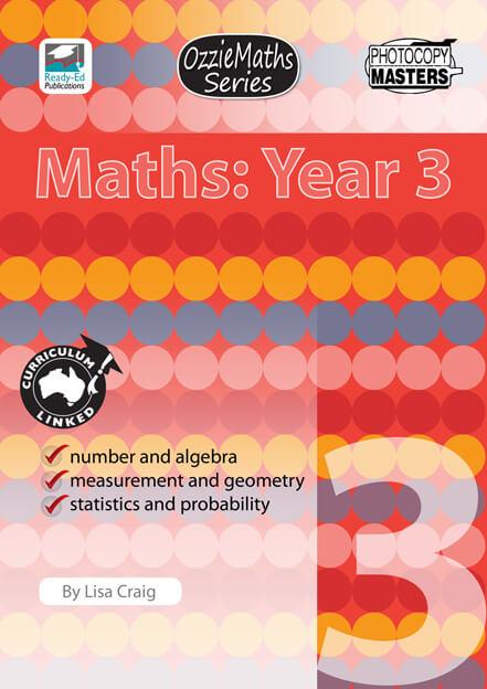 OzzieMaths Series - Maths: Year 3