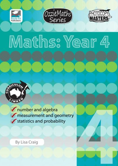 OzzieMaths Series - Maths: Year 4