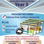 Online Classroom Australian History Series Year 5
