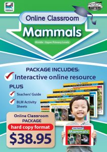 Mammals Online Classroom