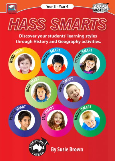 HASS Smarts - History and Geography Activities