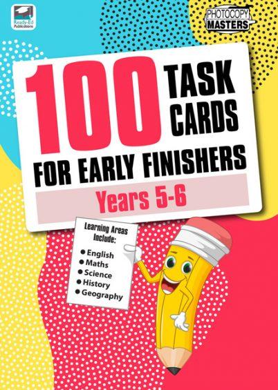 100-Task-CardsYears-5-6