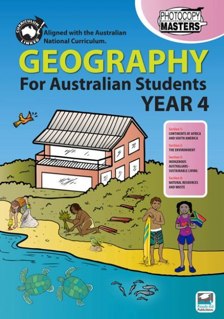 Geography-For-Australian-Students-Year-4