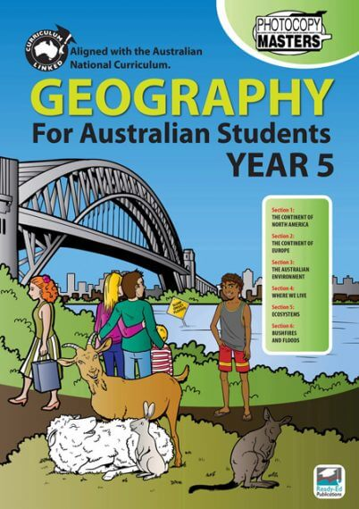 Geography-For-Australian-Students-Year-5