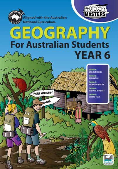 Geography-For-Australian-Students-Year-6