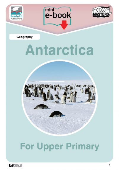 Antarctica-For-Upper-Primary
