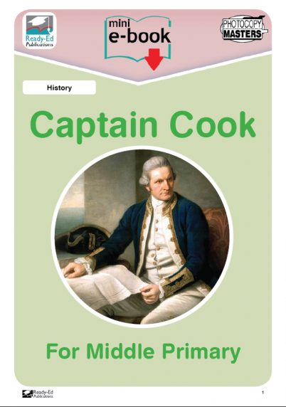 Captain-Cook-For-Middle-Primary