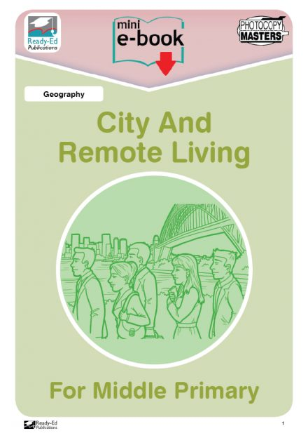 City-And-Remote-Living-For-Middle-Primary