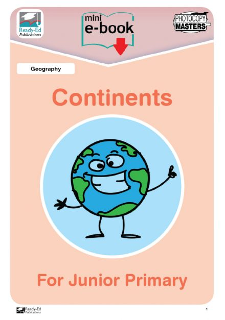 Continents-For-Junior-Primary