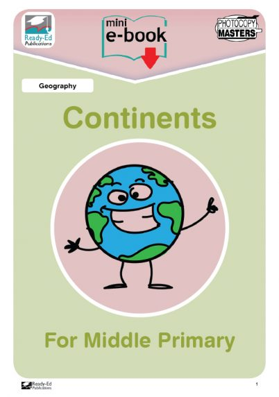 Continents-For-Middle-Primary