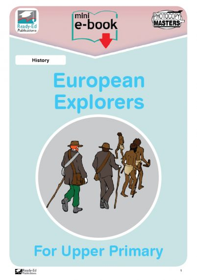 European-Explorers-For-Upper-Primary