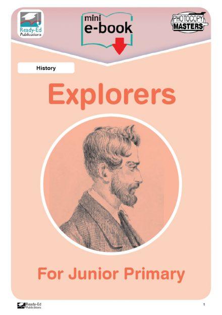 Explorers-For-Junior-Primary