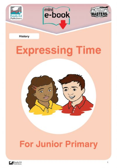Expressing-Time-For-Junior-Primary