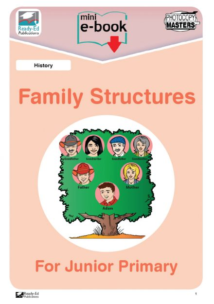 Family-Structures-For-Junior-Primary