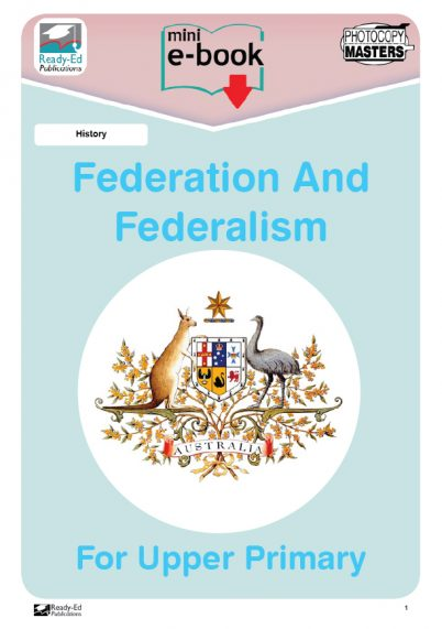 Federation-And-Federalism-For-Upper-Primary