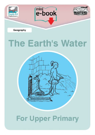 Geography-The-Earths-Water-For-Upper-Primary